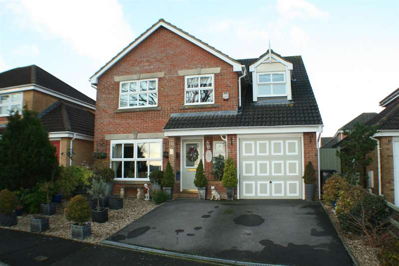 5 Bedrooms House for sale in Manor Park, Pawlett, Bridgwater