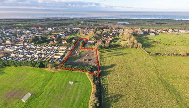 Land Commercial for sale in Manor Way, Berrow, Somerset, TA8