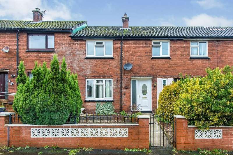3 Bedrooms Semi Detached House for rent in South Avenue, Chorley, PR7