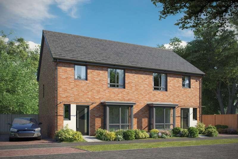 3 Bedrooms Semi Detached House for sale in Wavendon chase , Wavendon, Milton Keynes, MK17