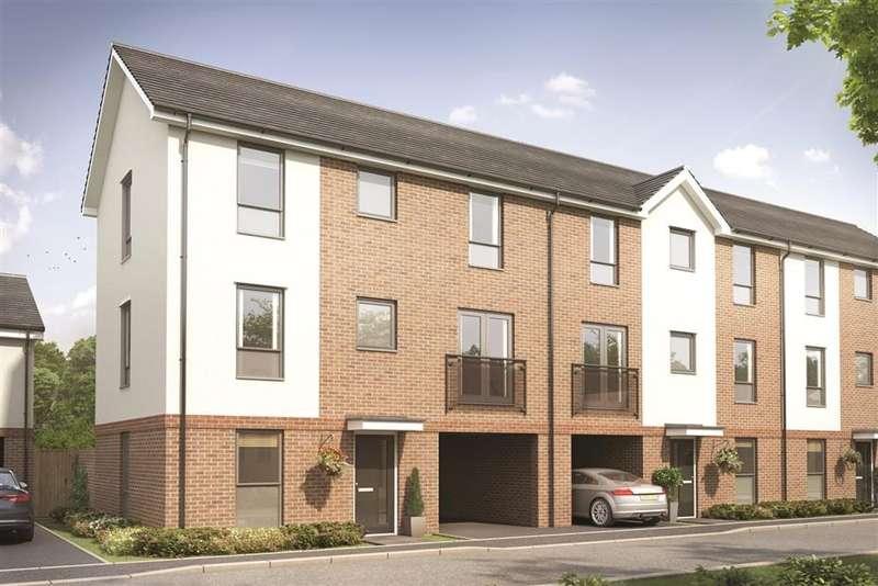 4 Bedrooms Terraced House for sale in The Fairways, Wavendon, Milton Keynes, MK17