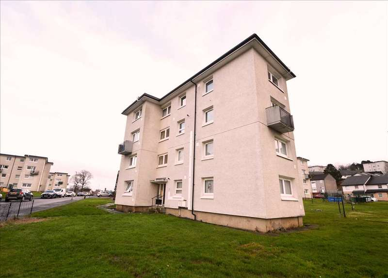 2 Bedrooms Apartment Flat for sale in Neilvaig Drive, Rutherglen