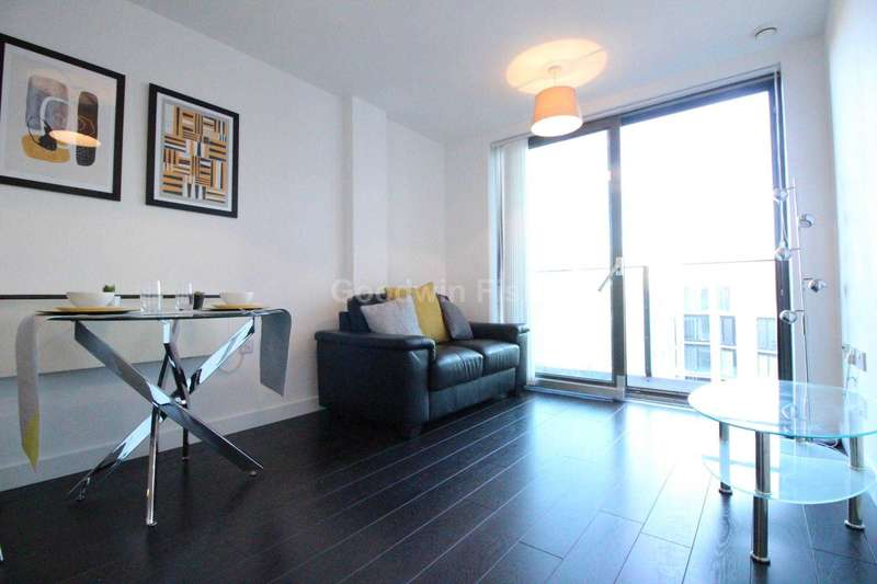 2 Bedrooms Apartment Flat for rent in Joiner Street, Manchester