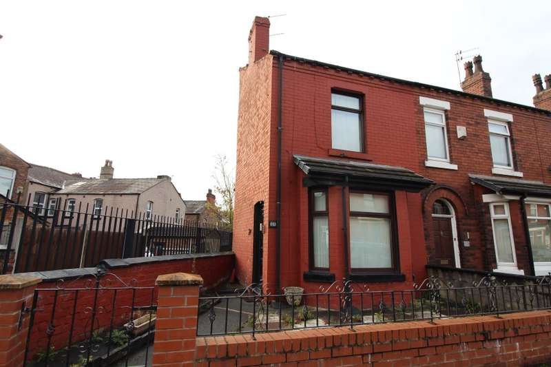 1 Bedroom End Of Terrace House for sale in 2B Barnsley Street, Wigan, Greater Manchester