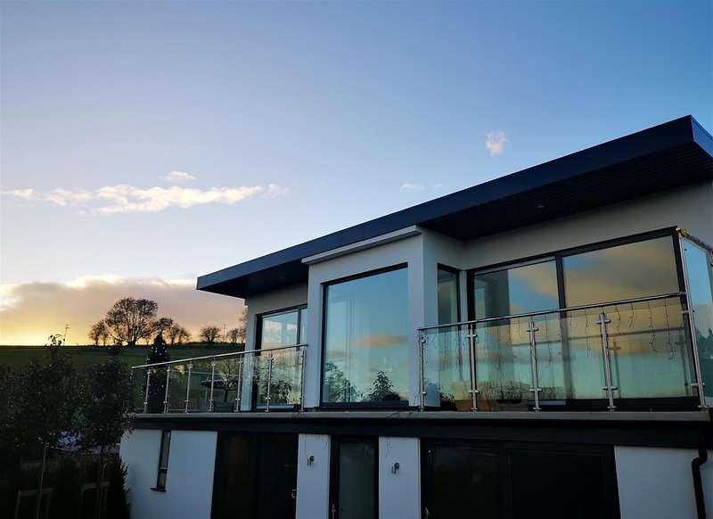 4 Bedrooms Detached House for sale in Stoney Cross, Cradley, Malvern, Worcestershire
