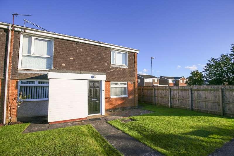 2 Bedrooms Apartment Flat for rent in Wedder Law, Cramlington