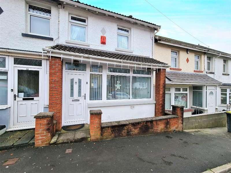 3 Bedrooms Terraced House for sale in Haydn Terrace, Penydarren, Merthyr Tydfil, CF47 9UX