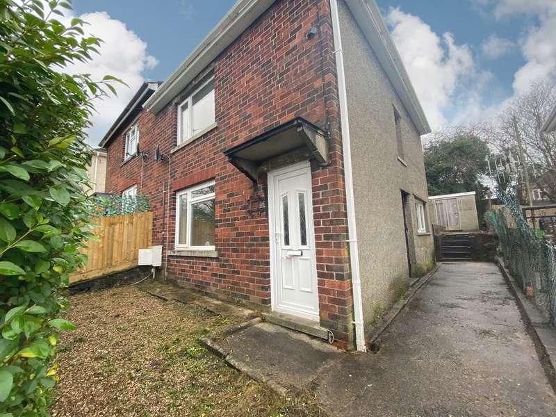 3 Bedrooms Semi Detached House for sale in Trefelin, Aberdare