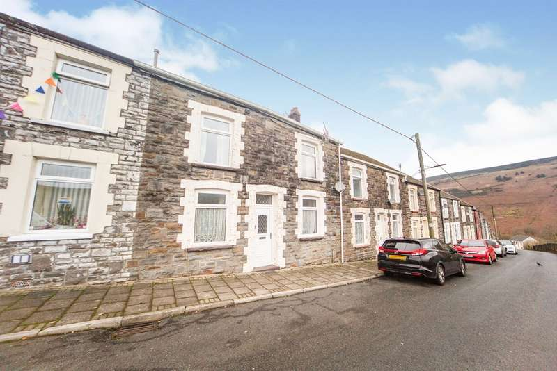 2 Bedrooms Terraced House for sale in Brynbedw Road, Tylorstown, Ferndale