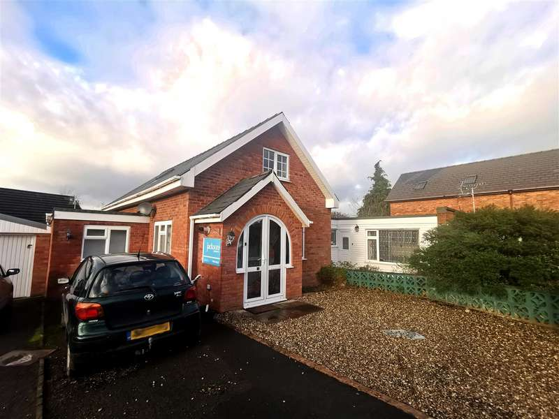4 Bedrooms Detached House for sale in Whitehouse Close, Marden, Hereford