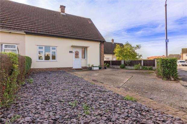 2 Bedrooms Bungalow for sale in Thorne Road, Kelvedon, Colchester