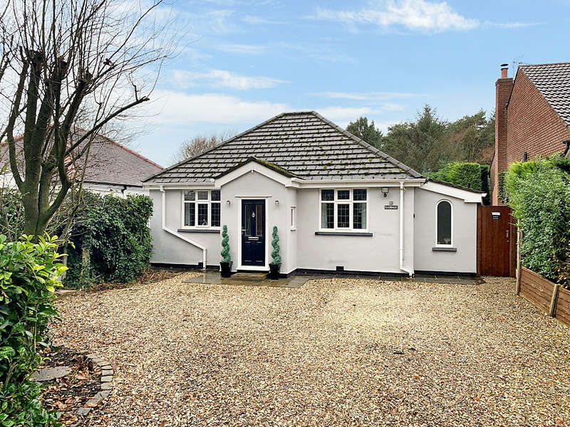 4 Bedrooms Detached Bungalow for sale in Moss Lane, Churchtown, Southport