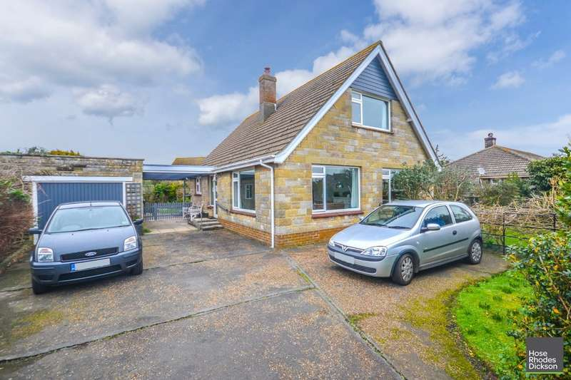 3 Bedrooms Detached House for sale in Meadow Drive, Bembridge