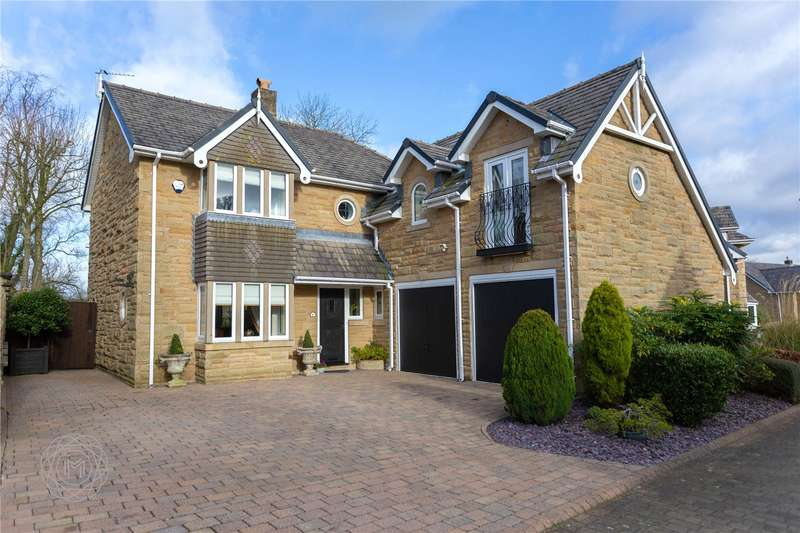4 Bedrooms Detached House for sale in Olde Stoneheath Court, Heath Charnock, Chorley, PR6