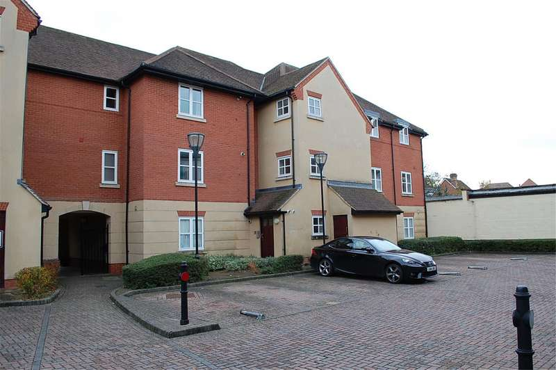 1 Bedroom Flat for rent in Regal Close, ABINGDON, Oxfordshire, OX14