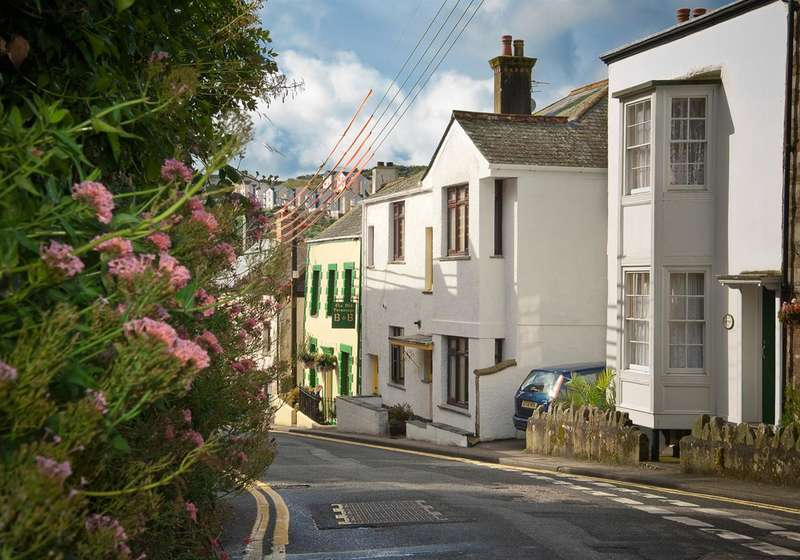 5 Bedrooms Detached House for sale in Mevagissey. Cornwall, PL26