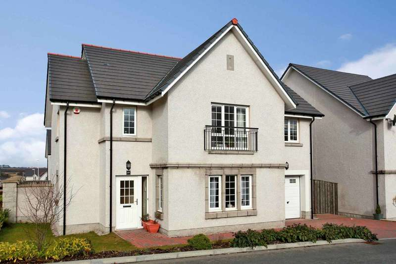 4 Bedrooms Detached House for sale in Corse Drive, Bridge of Don, Aberdeen, Aberdeenshire, AB23 8LN