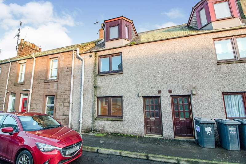 1 Bedroom Flat for sale in Ramsay Street, Montrose, DD10