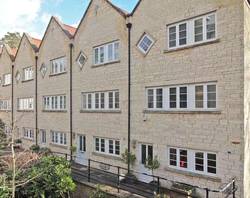 4 Bedrooms Town House for sale in Norden, Bradford-on-Avon, BA15