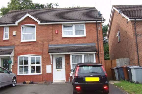 2 Bedrooms Property for rent in 28 Lower Meadow, Congleton, Council Tax: B