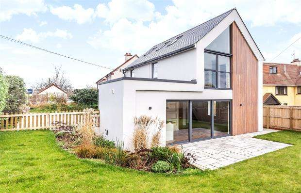 4 Bedrooms Detached House for sale in East Budleigh Road, Budleigh Salterton, Devon