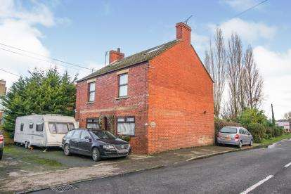 5 Bedrooms Detached House for sale in The Docks, Sharpness, Berkeley, Gloucestershire