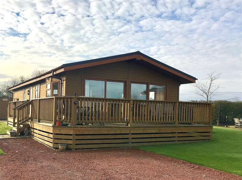 3 Bedrooms Park Home Mobile Home for sale in Abbots Green, Balk, Thirsk