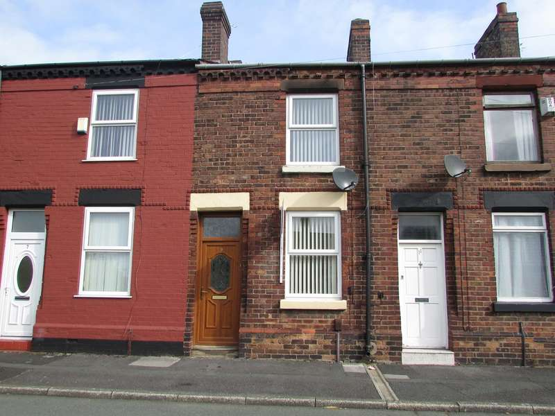2 Bedrooms Terraced House for rent in Sorogold Street, ST HELENS, WA9