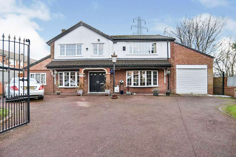 4 Bedrooms Detached House for sale in Danby Road, Hyde, Greater Manchester, SK14