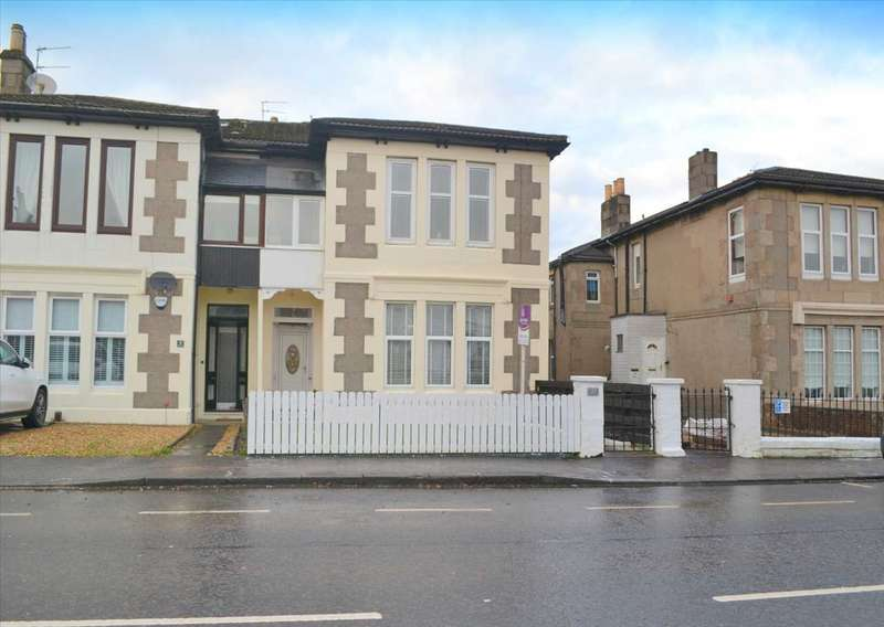 2 Bedrooms Flat for sale in Dryburgh Avenue, Rutherglen, Glasgow