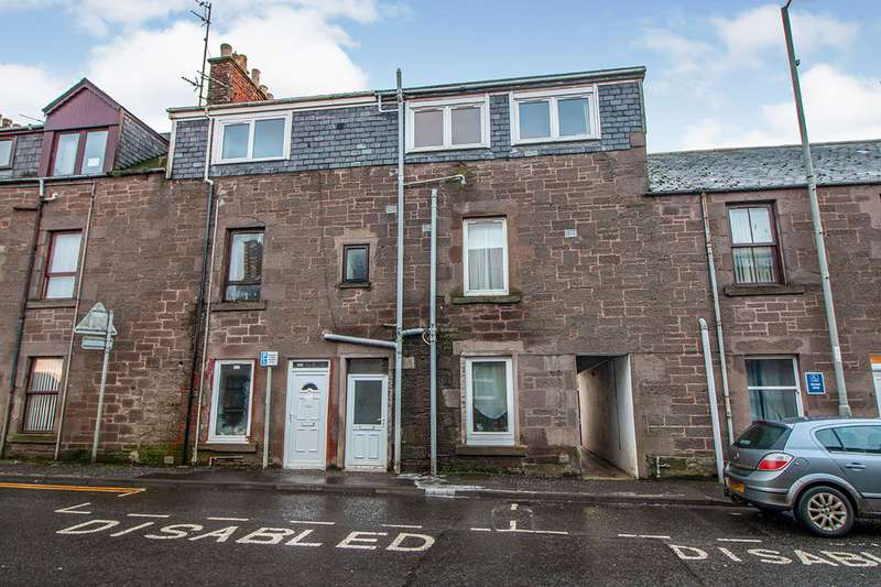 2 Bedrooms Apartment Flat for sale in Montrose Street, Brechin, Angus, DD9