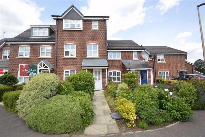 3 Bedrooms Town House for rent in Jasmine Avenue, Macclesfield, Macclesfield