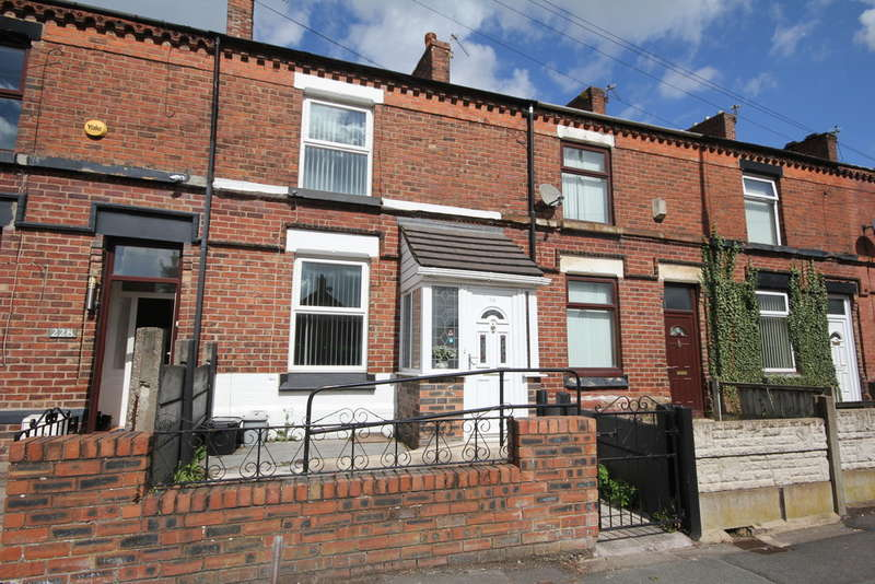 2 Bedrooms Terraced House for rent in Nutgrove Road, St. Helens
