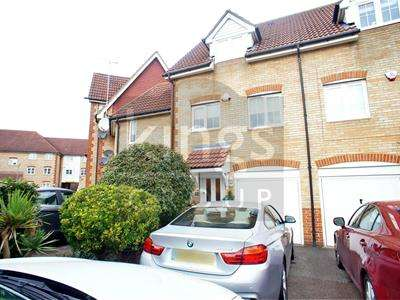 4 Bedrooms Town House for sale in Stoney Bridge Drive, Waltham Abbey