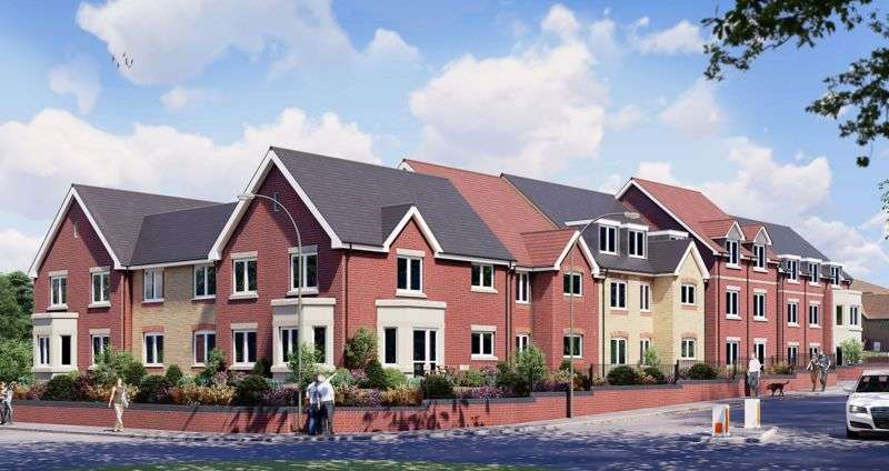 2 Bedrooms Property for sale in Yeats Lodge, Thame
