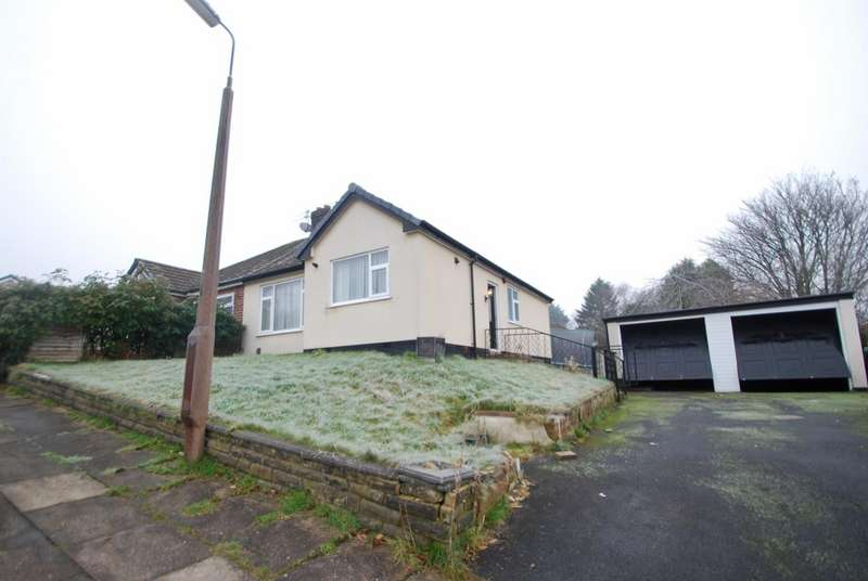 2 Bedrooms Semi Detached Bungalow for sale in High Bank Road, Bury