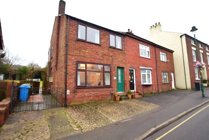 4 Bedrooms End Of Terrace House for sale in Church Street, Kirkham, PR4 2SE