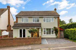 4 Bedrooms Detached House for sale in Orchard Drive, Wye, Ashford, Kent