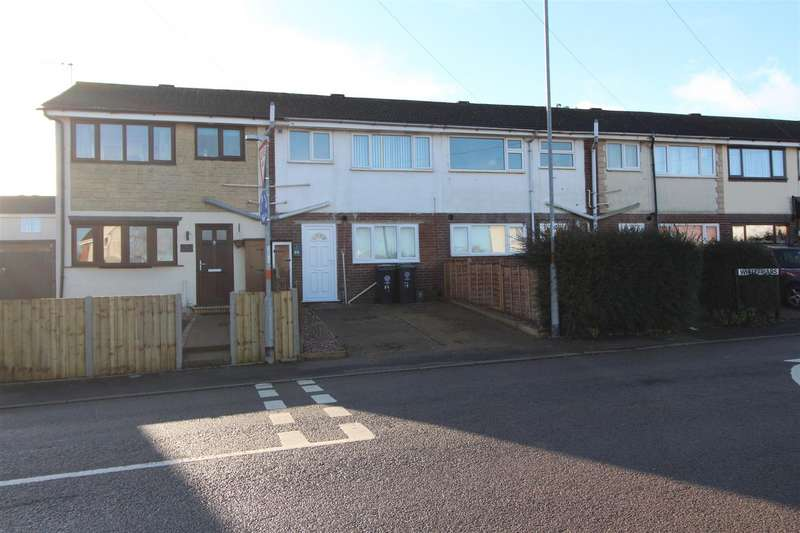 3 Bedrooms Terraced House for rent in Whitefriars, Rushden