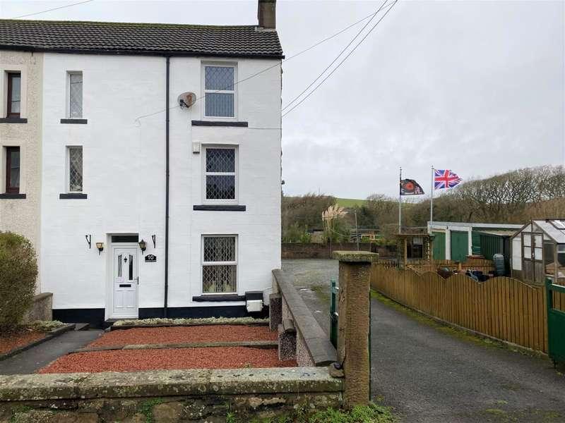 3 Bedrooms End Of Terrace House for sale in Museum Villas, Distington, Workington, CA14 5XY