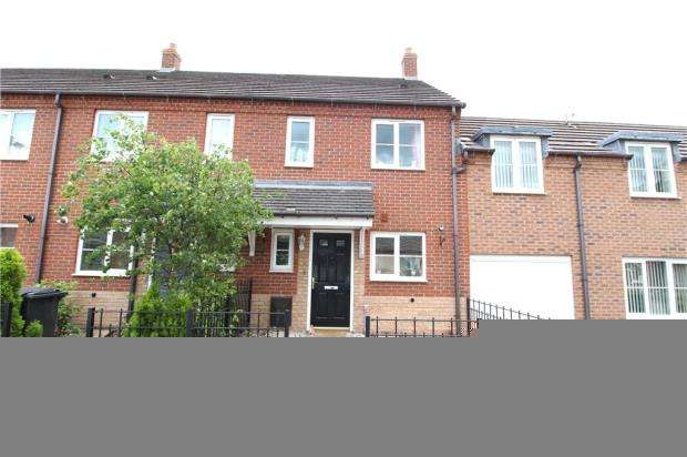 2 Bedrooms Terraced House for rent in Whitebeam Way, Nuneaton, Warwickshire