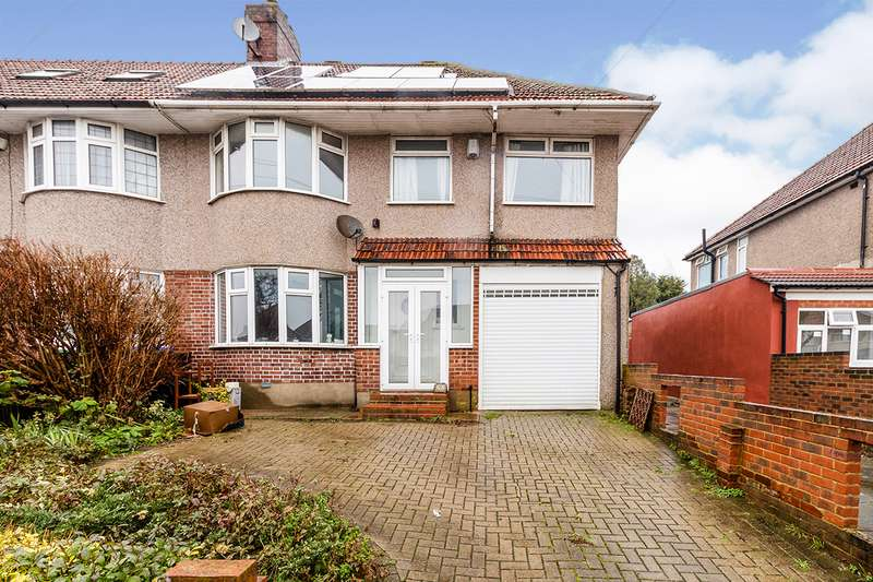 4 Bedrooms Semi Detached House for sale in Latham Road, Bexleyheath, DA6