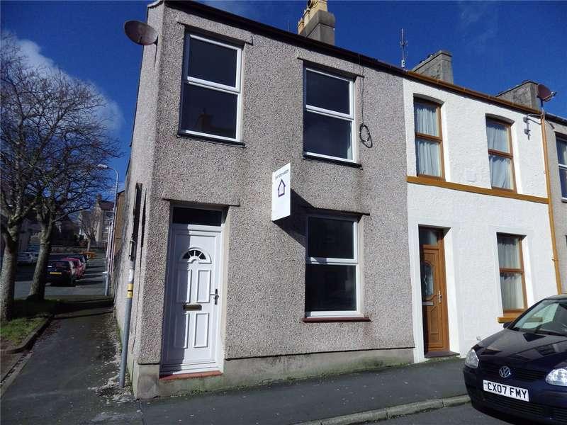 2 Bedrooms End Of Terrace House for rent in Victoria Street, Caernarfon, Gwynedd, LL55