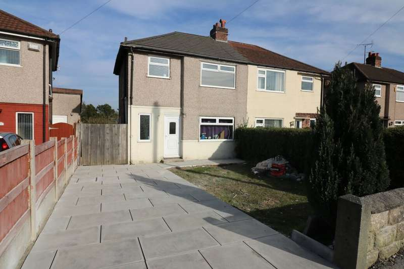 3 Bedrooms Semi Detached House for rent in Valley Drive, Great Sutton, Ellesmere Port, CH66