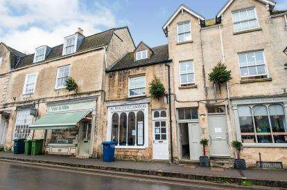 1 Bedroom Terraced House for sale in High Street, Winchcombe, Cheltenham, Gloucestershire