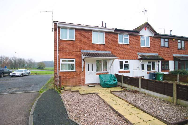 1 Bedroom End Of Terrace House for rent in Lakeside Close, Willenhall