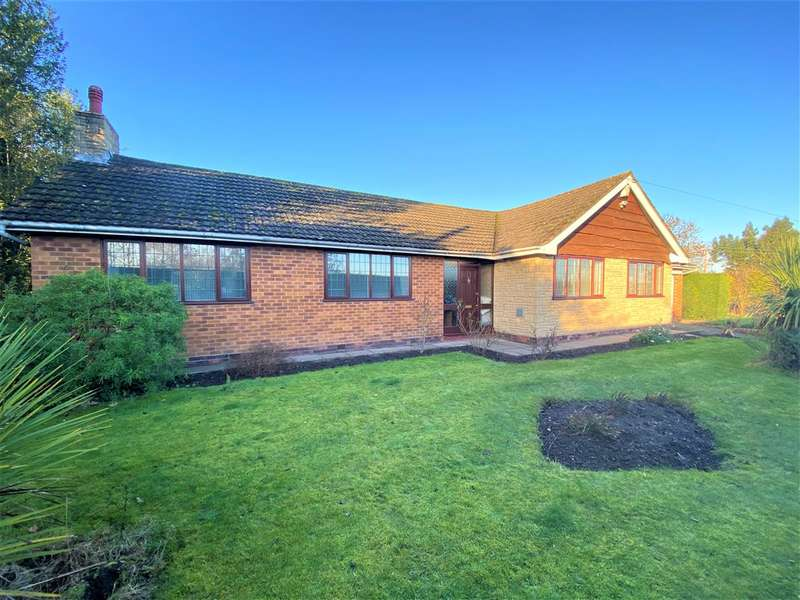 4 Bedrooms Detached Bungalow for rent in Elm Gables, Middle Bickenhill Lane, Solihull