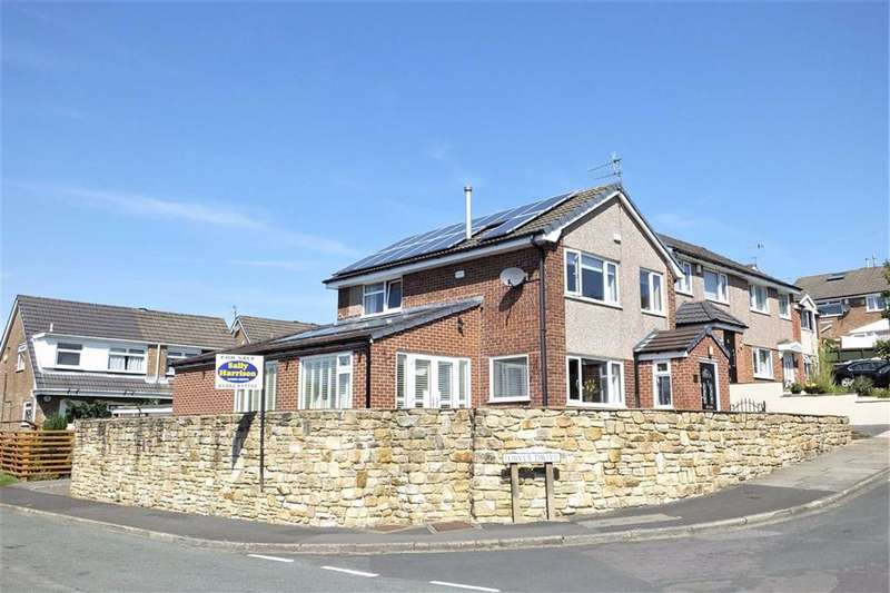 3 Bedrooms Detached House for sale in Hawes Drive, Colne, Lancashire, BB8