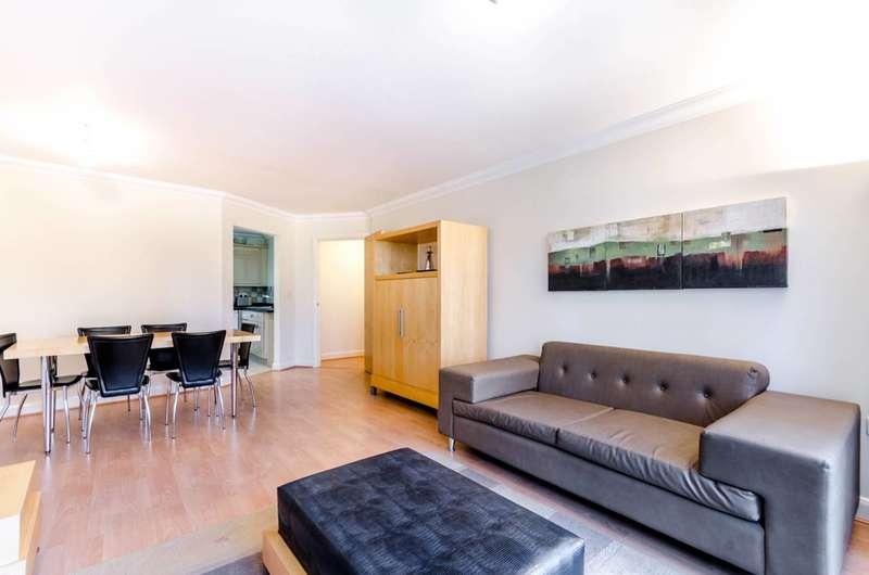2 Bedrooms Flat for rent in Heathside Crescent, Woking, GU22