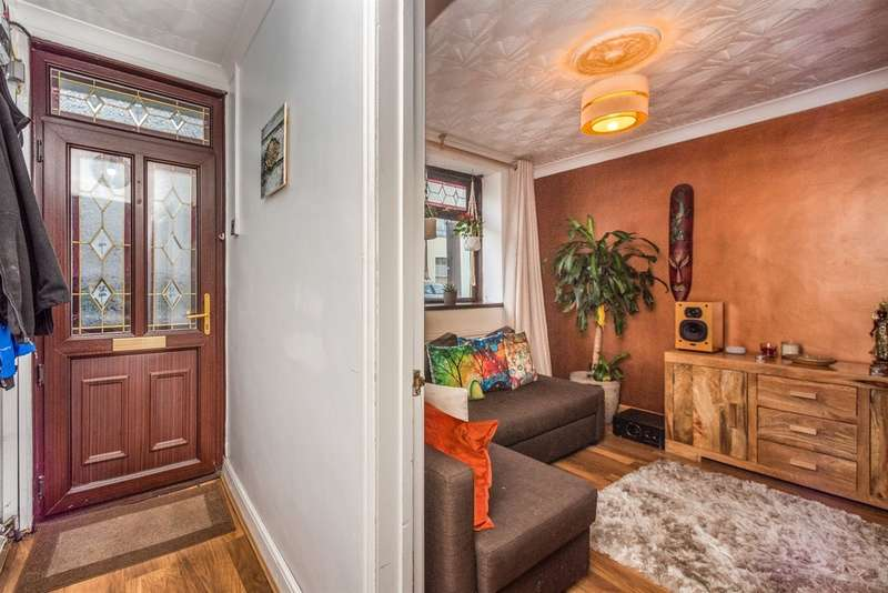 2 Bedrooms Terraced House for sale in Ann Street, Aberdare